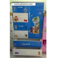 Tủ nhựa Đài Loan cho bé cao cấp, chất lượng
