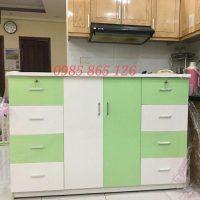 Tủ nhựa Đài Loan cho bé, hiện đại, tiện dụng