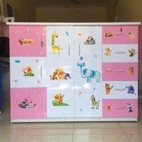 Tủ nhựa Đài Loan cho bé cao cấp - C031