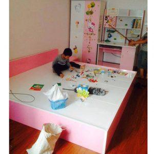 Giường nhựa Đài Loan cao cấp, bền đẹp, chất lượng