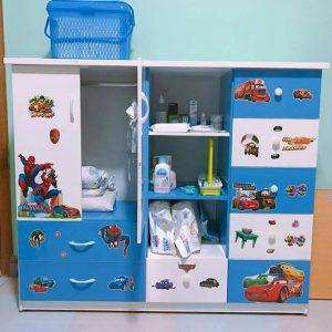 tủ nhựa đài loan cho bé