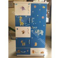 Tủ nhựa Đài Loan cho bé cao cấp, bền đẹp, tiện dụng