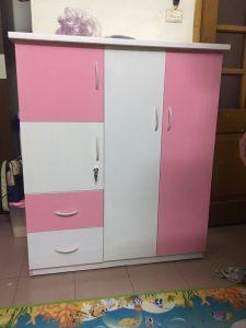 Tủ nhựa Đài Loan cho bé cao cấp C011