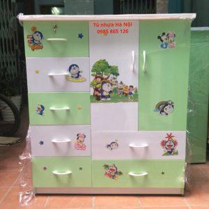 Tủ nhựa Đài Loan cho bé cao cấp