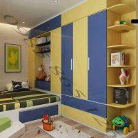 Nội thất phòng ngủ nhựa Đài Loan cao cấp