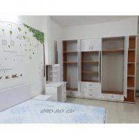 Nội thất nhựa Đài Loan, tủ quần áo, giường, bàn trang điểm