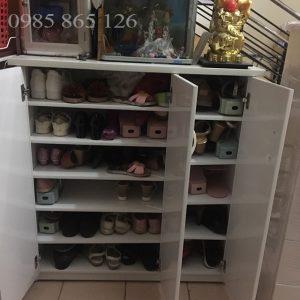 Tủ đựng giày nhựa Đài Loan