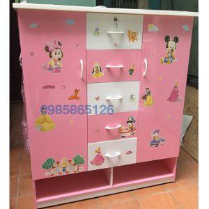 Tủ nhựa Đài Loan cho bé cao cấp, bền đẹp, giá rẻ