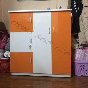 Tủ nhựa Đài Loan cho bé cao cấp, bền đẹp, chắc chắn