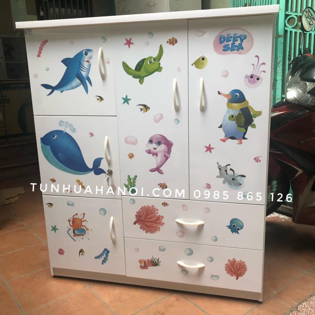 Tủ nhựa Đài Loan C019