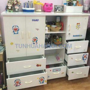 Tủ nhựa Đài Loan cho bé cao cấp, bền đẹp, chất lượng
