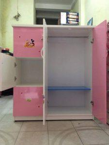 Tủ nhựa Đài Loan cho bé cao cấp chất lượng