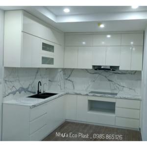 tủ bếp nhựa cao cấp ecoplast etb01