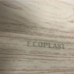 Cách phân biệt kiểm tra nhựa Ecoplast chính hãng.