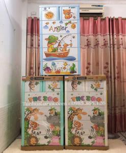 Tủ nhựa Funny việt Nhật