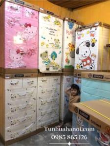 Tủ nhựa Việt Nhật