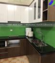 Tủ bếp nhựa Đài Loan danh cho chung cư