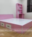 nội thất phòng ngủ cho bé bằng nhựa