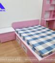 bộ nội thất phòng bé gái bằng nhựa đài loan chinhuei