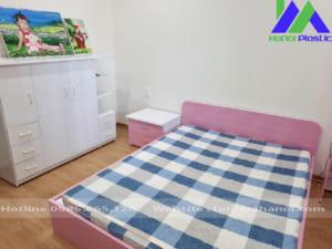nội thất nhựa phòng ngủ cho bé gái