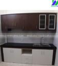 Tủ bếp nhựa Ecoplast cao cấp