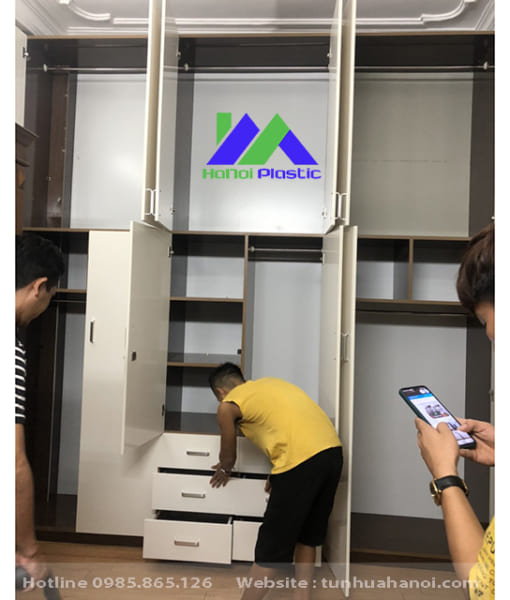 tủ nhựa đài loan cao cấp ecoplast