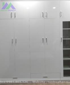 Tủ nhựa Ecoplast cánh kính