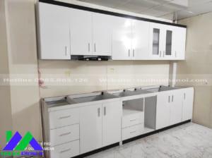tủ bếp bằng nhựa Chinhuei cao cấp